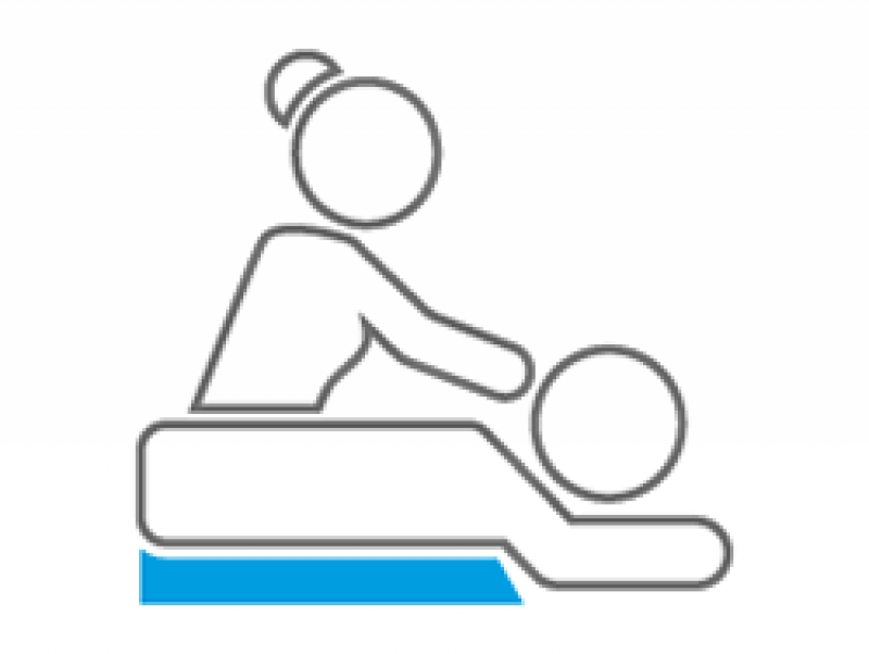 Product-Image: Teilkörpermassage